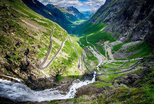 10 spectacular (and a bit insane) roads from around the world