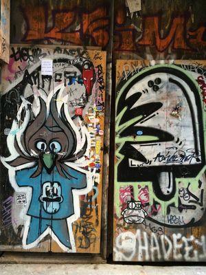 Barcelona – Street art