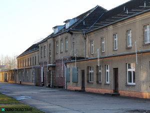 Inside a German Stasi Prison