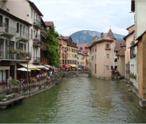 Annecy - Venice of the Alps