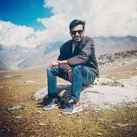 Shubham Sharma Travel Blogger