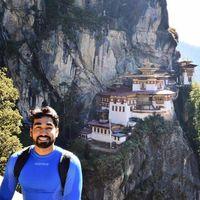 Nikhil Bekal Travel Blogger