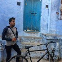 Subhangkar Das Travel Blogger