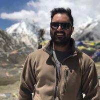 Gurtesh Matharu Travel Blogger