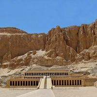 Mortuary Temple of Hatshepsut 2/5 by Tripoto