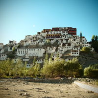 Thiksey Monastery 3/110 by Tripoto