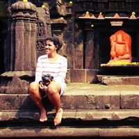 Dipanwita Chakraborty Travel Blogger