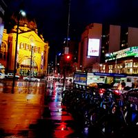 Flinders Street Station 5/5 by Tripoto
