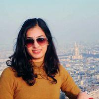 shruthi-A Globetrotter Travel Blogger