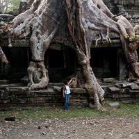 Preah Khan Temple 3/10 by Tripoto
