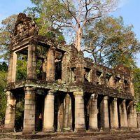 Preah Khan Temple 2/10 by Tripoto