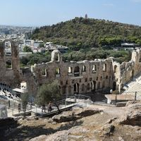 Odeon of Herodes Atticus 3/6 by Tripoto