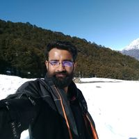 Himanshu Munjal Travel Blogger