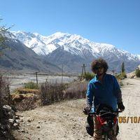 Christian E Lindgren Travel Blogger