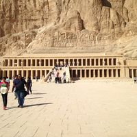 Mortuary Temple of Hatshepsut 5/5 by Tripoto