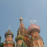 St. Basil's Cathedral 4/6 by Tripoto