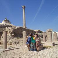 Pompey's Pillar 2/2 by Tripoto