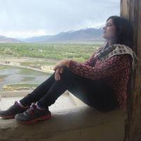 Swaroop Atnoorkar Travel Blogger