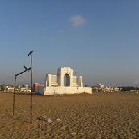 Besant Nagar Beach 4/5 by Tripoto