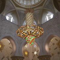 Sheikh Zayed Mosque - Al Maqta'a - Abu Dhabi - United Arab Emirates 2/5 by Tripoto