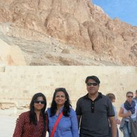 Mortuary Temple of Hatshepsut 4/5 by Tripoto