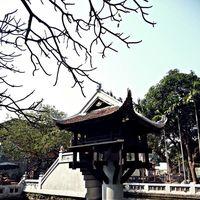 One Pillar Pagoda 5/8 by Tripoto